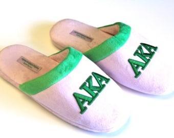 Alpha Kappa Alpha SLIPPERS