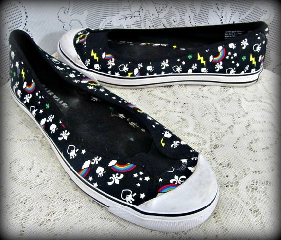 90 s skater shoes slip on shoes shoes by 1999orbelowboutique