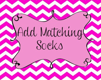 Add Matching Socks