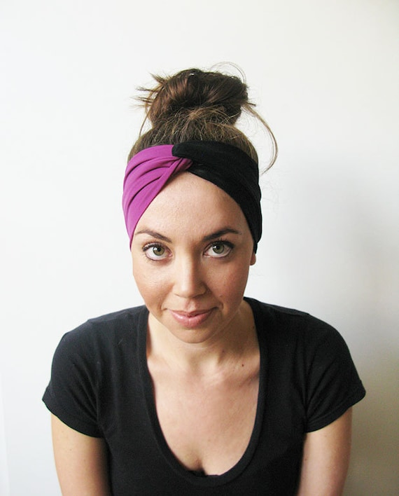 Exercise Hair Bands: Exercise Headband Ladies Workout Headband Fitness By TheMinis