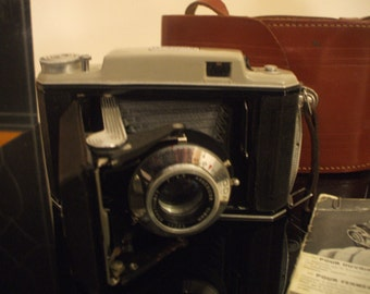 Vintage French Kodak 4.5 Model 34
