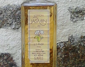 Vintage French L.T. Piver Jasmin Lotion Perfume 423ml