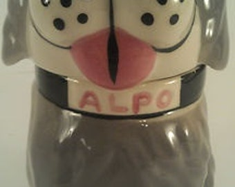 Alpo Dan the Dog Treat Jar