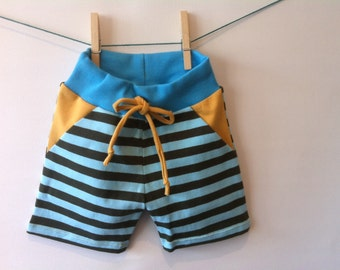 Shorts for summer babies, 74 mt