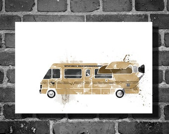 Spaceballs vehicle movie poster minimalist poster art Eagle 5 wall art home decor