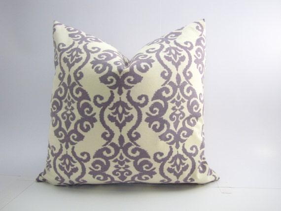 Decorative Pillow Cover-ENVELOPE CLOSURE-Throw by HarrisDesignsCT