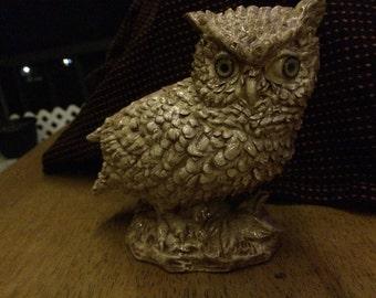 Handmade Ceramic Owl Planter