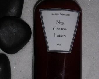 Nag Champa Lotion 4oz