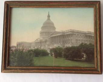 Royal H Carlock Photograph of the White House Washington D.C.