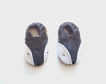Baby Wolf Shoes