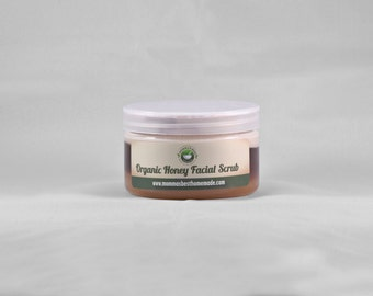 Facial Scrub, Organic Skincare, All Natural Skin Care, Exfoliating Scrub, Exfoliating, Facial Mask, Acne Treatment, Acne Mask,Acne Face Wash
