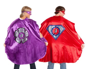 Adult Personalized Superhero Cape