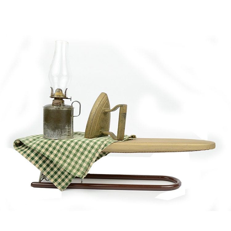 vintage sleeve ironing board table top ironing board. Black Bedroom Furniture Sets. Home Design Ideas