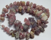 Pink Tourmaline Rough  Beads, Weight 82 Gram,  Size 17 X 7 To 10 X 5  MM Approx, 100% Natural Finest Aaa Quality  Wholesale Price