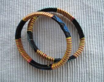 Tuareg Woven Bracelets -- 100