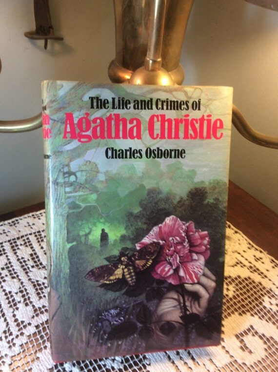 the life and works of agatha christie Following the end of world war i and their retirement from military life, agatha and archie christie moved to the titles of agatha christie's works are often.