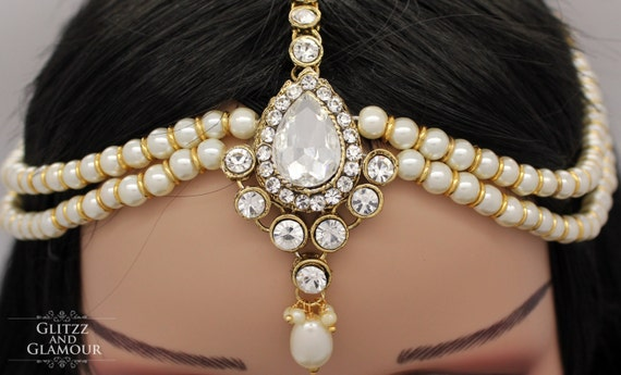 Indian Bridal Hair Accessory