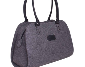 Street Multi Bag in Grey, Diaper bag, Women Tote Bag, Bags and purses, Grey Bag, Shoulder Bag, Messenger Bag