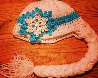 Elsa - Frozen Winter Hat