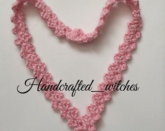 Crochted Lanyards Necklace Neck Decor