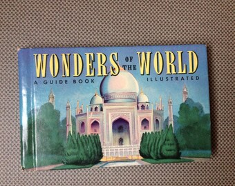 1938 Photo Book - Wonders of the World
