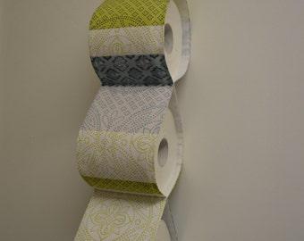 Practical decorative Toilet paper Holder storages  / For 3 rolls