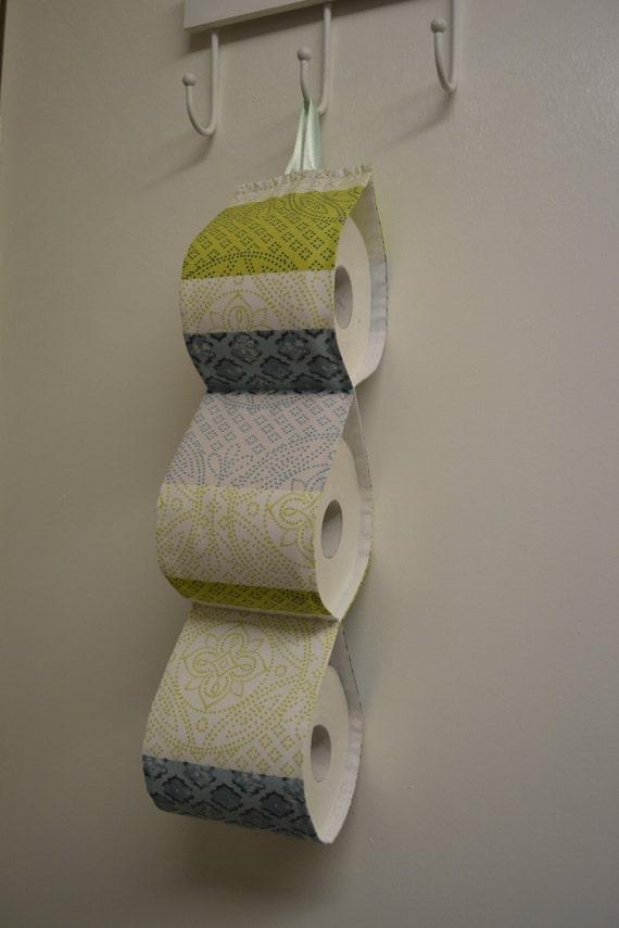 Practical Decorative Toilet Paper Holder Storages For 3