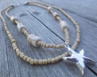 Island Starfish Necklace