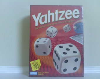 Classic Family Game  YAHTZEE, Parker Brothers