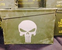 Personalized Ammo Can Ammunition Can Gift For Husband