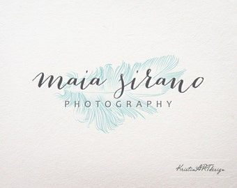 Photography Logo - Customized for any business logo - Premade Photography Logos- Watermark 110