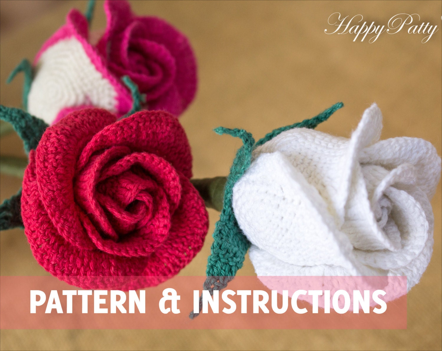 Free Crochet Rose Pattern Awesome Decorating Design