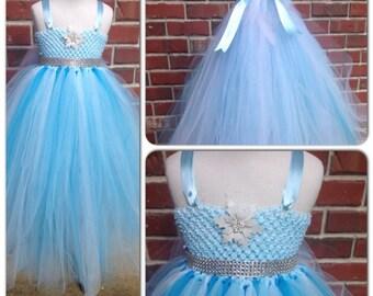 Popular Items For Elsa Dress On Etsy