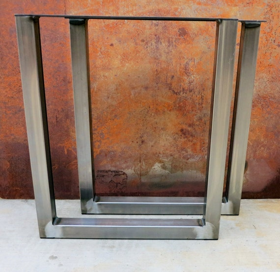 CHRISTMAS SALE!!!: Ready to ship in 1-2 business days!!!!! U Shape Metal Table legs 2x2