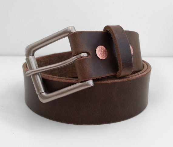 chromexcel horween leather belt