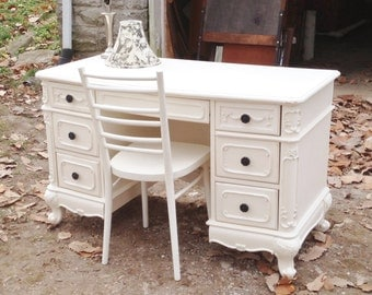 SOLD: Sweet and Chic Desk