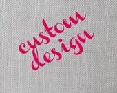 Custom clutch