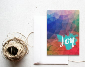 Joy -  5x7 printable