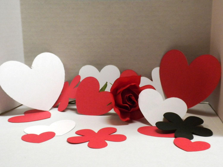 100 Valentine's Die Cuts- Holidays, Valentines. Valentine ...