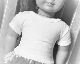 American girl doll tshirt
