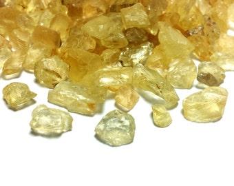 100+ ctw Genuine Golden Oregon Sunstone Rough Crystal Specimen Parcel Lot ~ BUY 2 GET 1 FREE