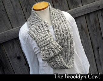 The Brooklyn Cowl knitting pattern