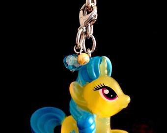 Lemon Hearts My Little Pony Keychain