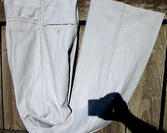 Bellbottom Pants XXS Long
