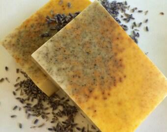 Orange Lavender Soap