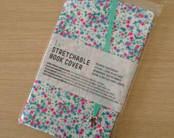 Stretchable book cover (OV01)