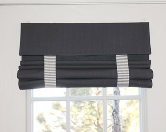 Extra Contrasting Straps for French Door Curtain (with Detachable Straps)