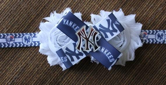 New York Yankees Headband NY Yankees Yankees baby headband