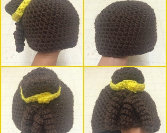 Crochet Belle Winter Hat