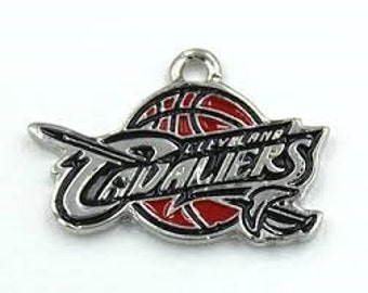 Clevland Cavaliers Basketball Charm